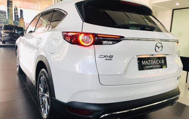 [Mazda Nguyễn Trãi] Giảm 50% thuế trước bạ cho Mazda CX-8 2020 - Ưu đãi tới 175 triệu, hỗ trợ trả góp 85%4
