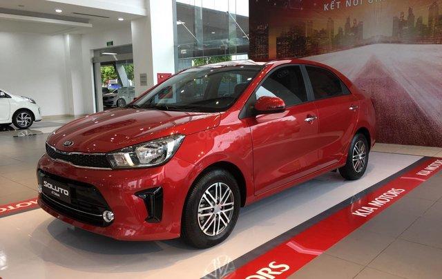 Kia Soluto AT Deluxe - Giá chỉ 430tr  - Tặng gói phụ kiện cao cấp0