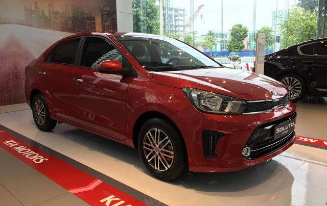 Kia Soluto AT Deluxe - Giá chỉ 430tr  - Tặng gói phụ kiện cao cấp1