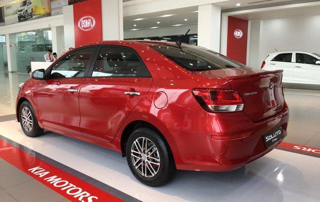 Kia Soluto AT Deluxe - Giá chỉ 430tr  - Tặng gói phụ kiện cao cấp3