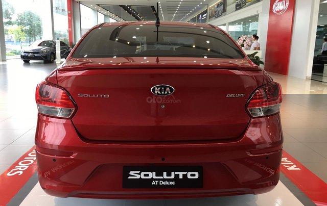 Kia Soluto AT Deluxe - Giá chỉ 430tr  - Tặng gói phụ kiện cao cấp4