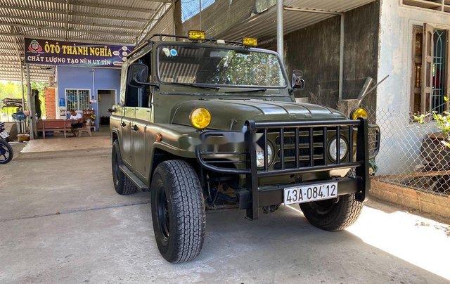 Bán Jeep A2 sản xuất năm 1996, xe nhập khẩu 0