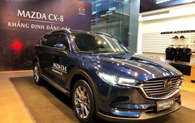 Mazda CX-8 - Ưu đãi khủng, trả trước 350 triệu0