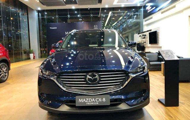 Mazda CX-8 - Ưu đãi khủng, trả trước 350 triệu1