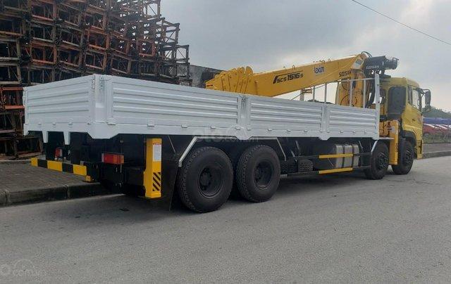 Xe cẩu tự hành 15 tấn1