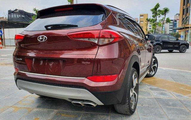 Cần bán  Hyundai Tucson 1.6 Turbo sản xuất 2017 siêu mới7