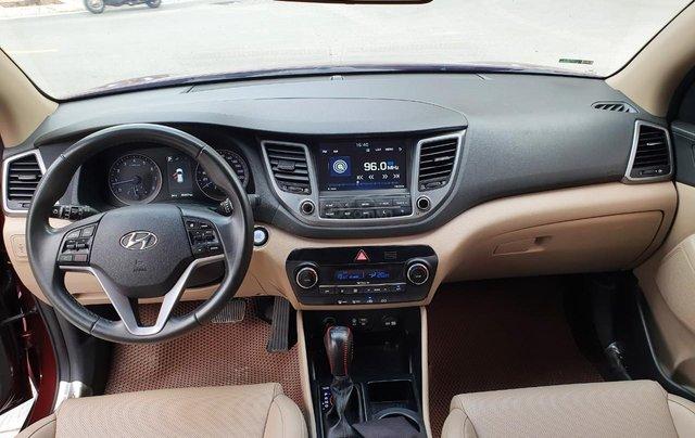 Cần bán  Hyundai Tucson 1.6 Turbo sản xuất 2017 siêu mới8