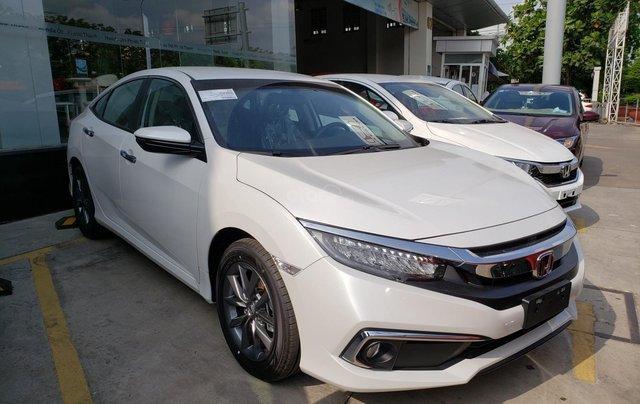 Honda Civic 2020 giảm giá mạnh, tặng 100% BHVC + phim cách nhiệt + combo phụ kiện, trả góp từ 250tr tháng góp 6,9tr2