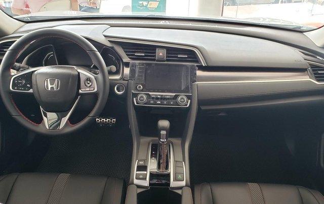 Honda Civic 2020 giảm giá mạnh, tặng 100% BHVC + phim cách nhiệt + combo phụ kiện, trả góp từ 250tr tháng góp 6,9tr6