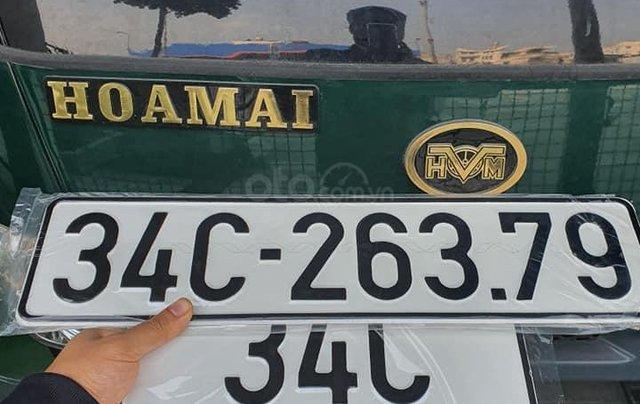 Chí Linh Hải Dương bán xe ben Hoa Mai 4 tấn giá tốt nhất Việt Nam2