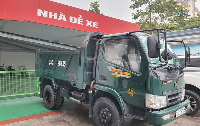 Bán xe Hoa Mai tải trọng 4 tấn, sản xuất 2020, màu xanh lục1