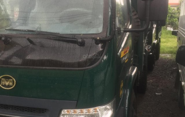 Bán xe Hoa Mai tải trọng 4 tấn, sản xuất 2020, màu xanh lục6