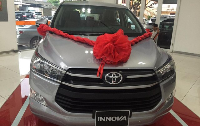 Bán Toyota Innova 2.0E đời 2020, giá 695 triệu1
