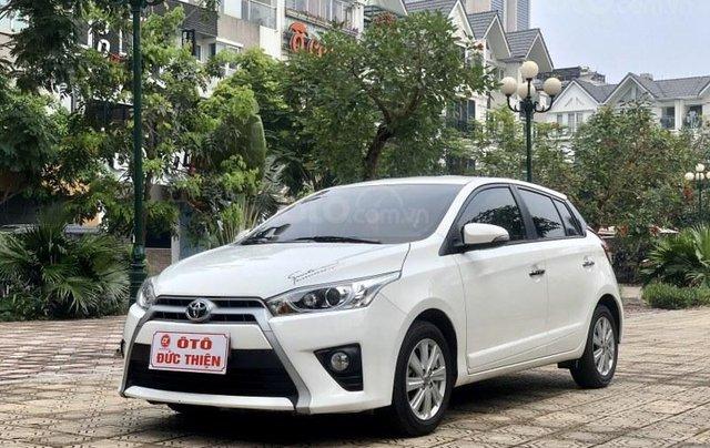 Bán Toyota Yaris sản xuất năm 2017, màu trắng, nhập khẩu nguyên chiếc0