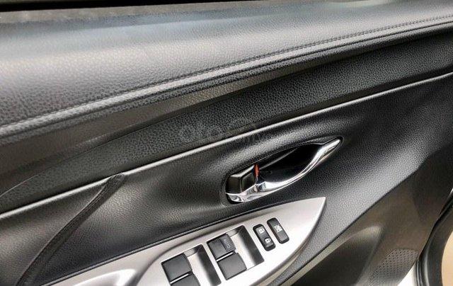Bán Toyota Yaris sản xuất năm 2017, màu trắng, nhập khẩu nguyên chiếc11