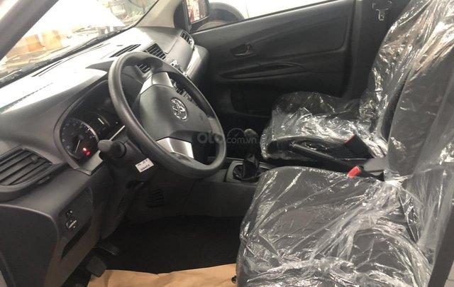 Bán  Toyota Avanza 1.3 số sàn 7 chỗ, màu trắng - khuyến mãi khủng1