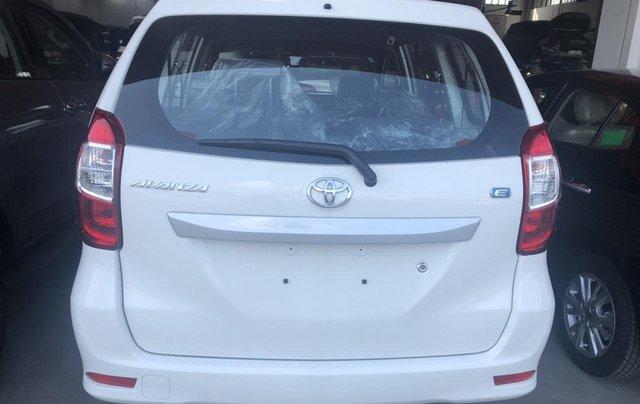 Bán  Toyota Avanza 1.3 số sàn 7 chỗ, màu trắng - khuyến mãi khủng4