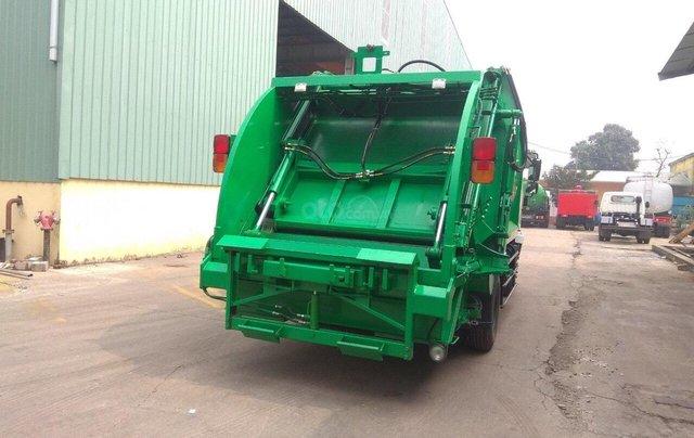 Bán xe cuốn ép rác Hino FC 9 khối2