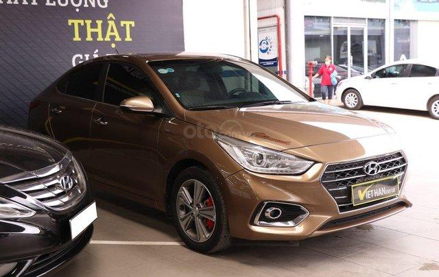 Hyundai Accent 1.4AT 2018 đặc biệt0