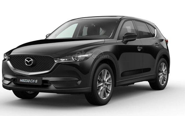 Doanh số bán hàng xe Mazda CX-5 tháng 4/202013