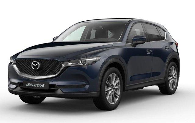 Doanh số bán hàng xe Mazda CX-5 tháng 4/202012