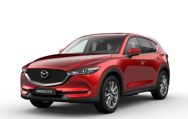 Doanh số bán hàng xe Mazda CX-5 tháng 4/202011