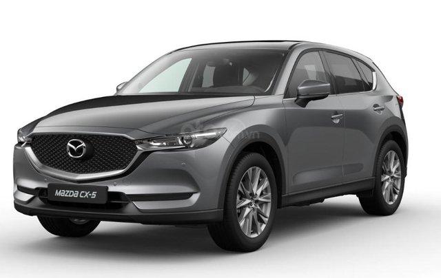 Doanh số bán hàng xe Mazda CX-5 tháng 4/202014