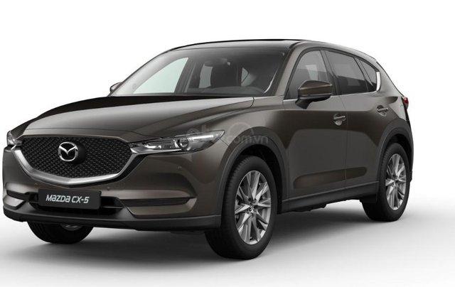 Doanh số bán hàng xe Mazda CX-5 tháng 4/202016