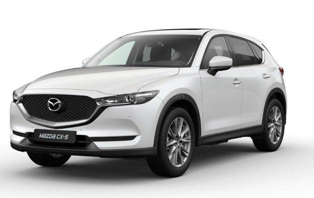 Doanh số bán hàng xe Mazda CX-5 tháng 4/202015