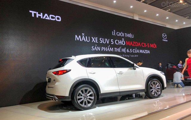 Doanh số bán hàng xe Mazda CX-5 tháng 4/20203