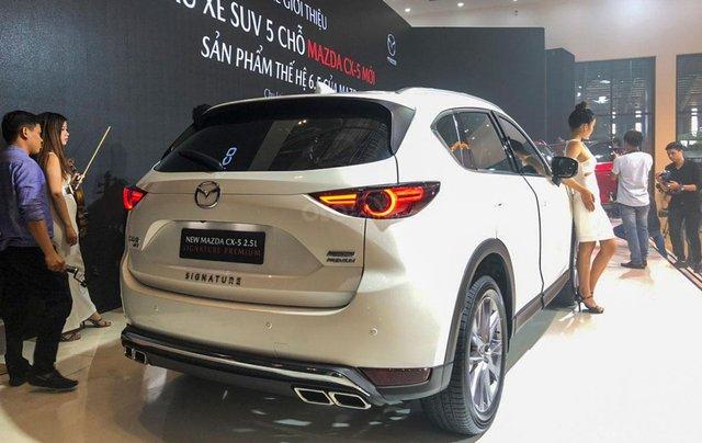 Doanh số bán hàng xe Mazda CX-5 tháng 4/20202