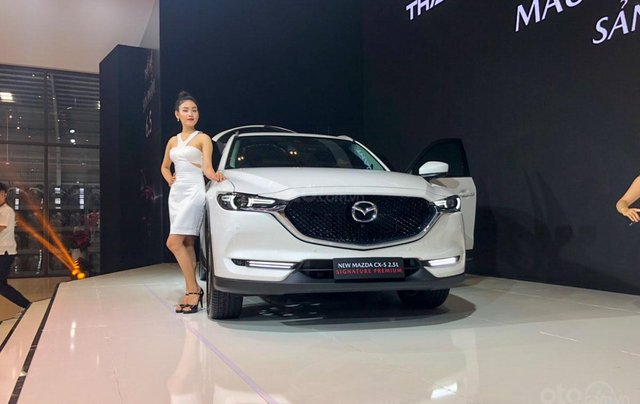 Doanh số bán hàng xe Mazda CX-5 tháng 4/20200