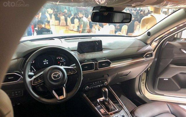 Doanh số bán hàng xe Mazda CX-5 tháng 4/20206