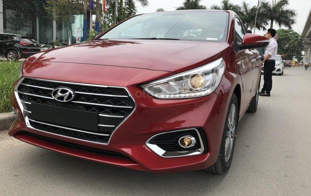Hỗ trợ 50% thuế trước bạ - Hyundai Accent 2020 trả góp lên đến 90%. Chỉ cần đưa trước 125tr, lãi suất ưu đãi 3.9%0