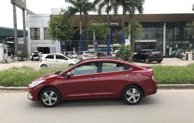 Hỗ trợ 50% thuế trước bạ - Hyundai Accent 2020 trả góp lên đến 90%. Chỉ cần đưa trước 125tr, lãi suất ưu đãi 3.9%4