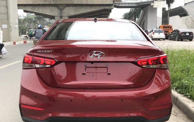 Hỗ trợ 50% thuế trước bạ - Hyundai Accent 2020 trả góp lên đến 90%. Chỉ cần đưa trước 125tr, lãi suất ưu đãi 3.9%6
