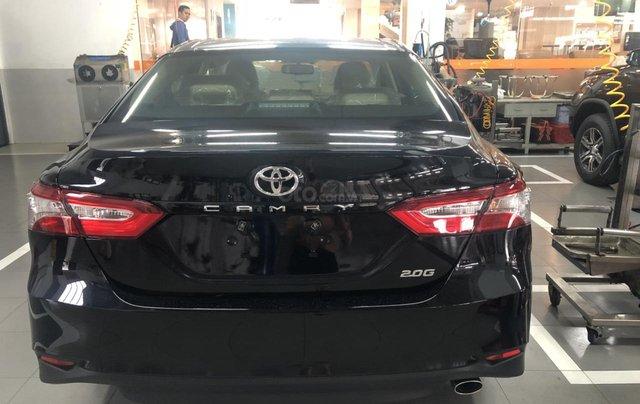 Bán Toyota Camry 2.0G, Camry 2.5Q, nhập Thái, đủ màu - Xe giao ngay, khuyến mãi lớn3