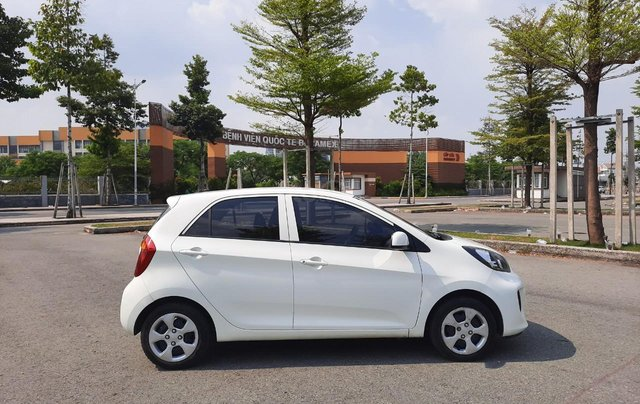 Bán xe Kia Morning sản xuất 2019 1.25MT, giá chỉ 270 triệu0