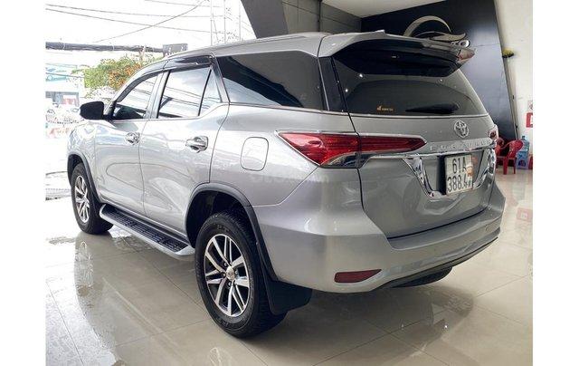 Bán xe Toyota Fortuner 2.7 V 4x4 2017, trả trước chỉ 311 triệu3