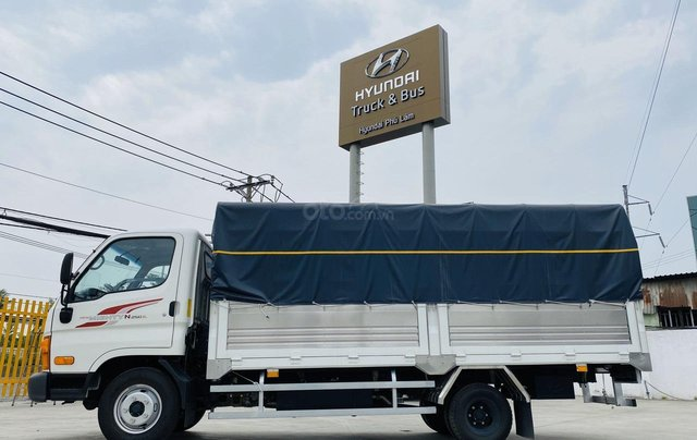 Hyundai Phú Lâm bán xe tải Hyundai Hyundai New Mighty N250SL - tải 2,4 tấn, hỗ trợ trả góp lãi suất ưu đãi1
