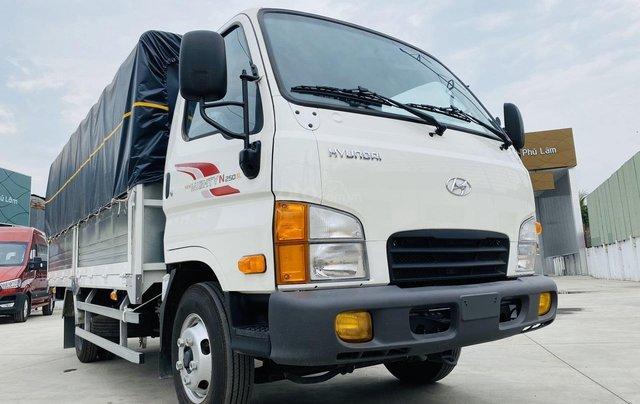 Hyundai Phú Lâm bán xe tải Hyundai Hyundai New Mighty N250SL - tải 2,4 tấn, hỗ trợ trả góp lãi suất ưu đãi2