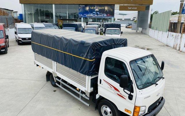 Hyundai Phú Lâm bán xe tải Hyundai Hyundai New Mighty N250SL - tải 2,4 tấn, hỗ trợ trả góp lãi suất ưu đãi0