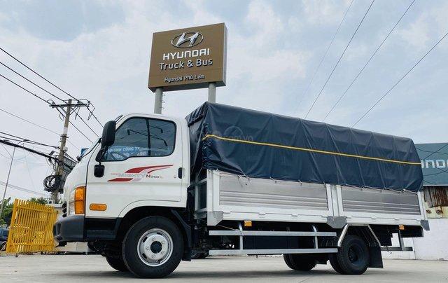 Hyundai Phú Lâm bán xe tải Hyundai Hyundai New Mighty N250SL - tải 2,4 tấn, hỗ trợ trả góp lãi suất ưu đãi6