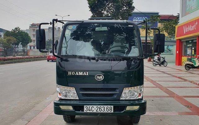 Bán Hoa Mai Xe tải 2 đến 4 tấn đời 2020, màu xanh, giá tốt2