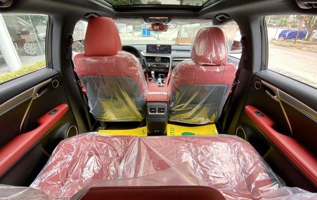 Lexus RX350 Fsport 2020, Hà Nội. Giá tốt giao xe ngay12