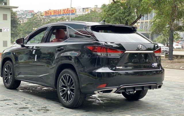 Lexus RX350 Fsport 2020, Hà Nội. Giá tốt giao xe ngay4