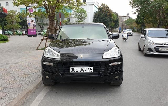 Bán Porsche Cayenne sản xuất 2009, xe tốt giá rẻ1