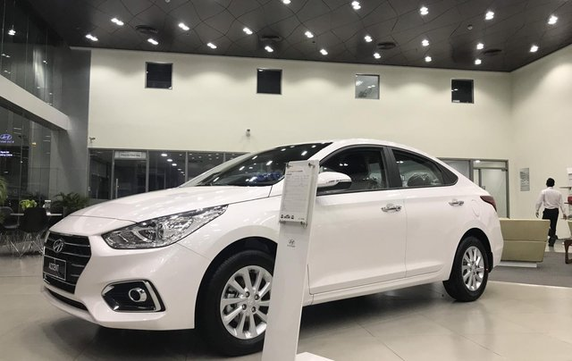 Hyundai Accent giá rẻ tại Hyundai Trường Chinh, giá rẻ nhất Miền Nam - giảm 50% thuế trước bạ - hỗ trợ ngân hàng đến 85%2