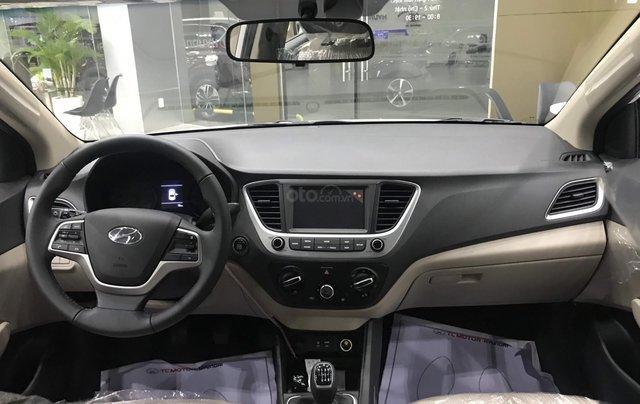 Hyundai Accent giá rẻ tại Hyundai Trường Chinh, giá rẻ nhất Miền Nam - giảm 50% thuế trước bạ - hỗ trợ ngân hàng đến 85%8