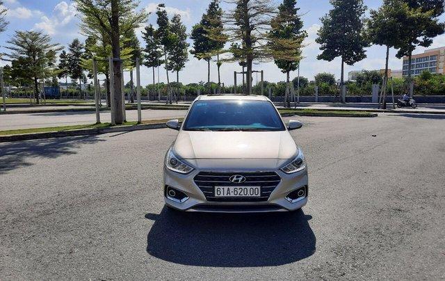 Bán xe Hyundai Accent sản xuất 2019 1.4AT, giá chỉ 510 triệu0